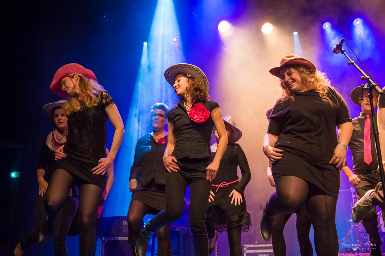 Cultuur-carrousel 2015 - 2e editie - Lions - Vrienden Hospice de Markies - Het Vestzaktheater, Gebouw-T, De Stoelemat en de CKB theaterzaal