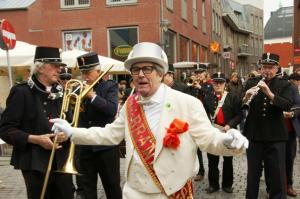 Eerste Bergse Jazz Straat Orkest